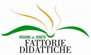Regione del Veneto Fattorie Didattiche - logo