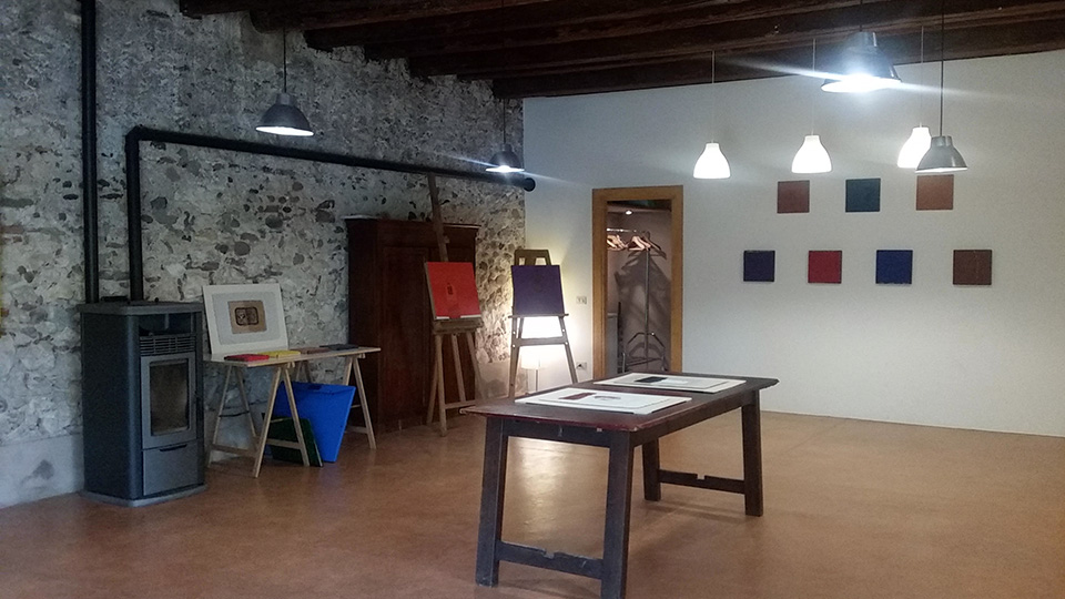 Mostra dipinti Haider